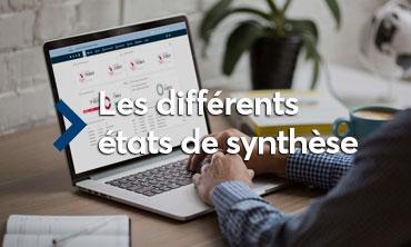 differents etats de synthese