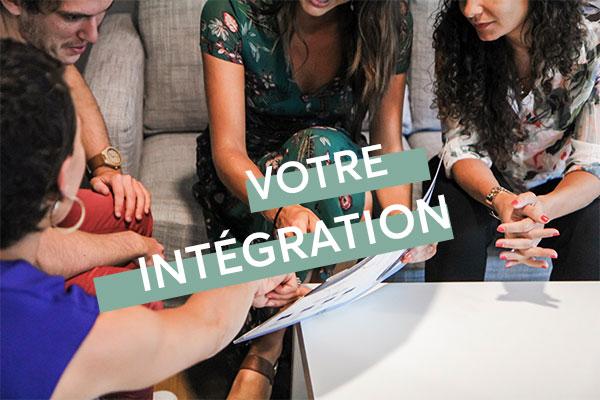 Intégration cabinet expert comptable